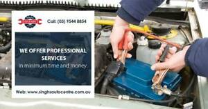 Prompt and Efficient Car Repair Service in Melbourne
