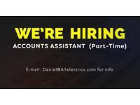 Accounts Assistant Required in Ballymena - Accountant Accountancy Admin