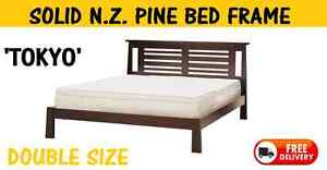 BRAND NEW Solid Timber DOUBLE Sized Bed Frame - DELIVERED FREE New Farm Brisbane North East Preview