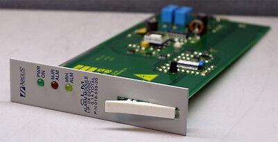 Argus Technologies Clm Alarm Module Current Limiter System 018-538-20