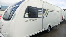 NEW 2015 (2016 model) Sprite Major 4SB NOW ONLY $44,990!!!!! Breakwater Geelong City Preview
