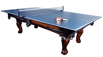 quality competition ping pong table tennis part Conversion Top (Blue) NJ/nyc/PA