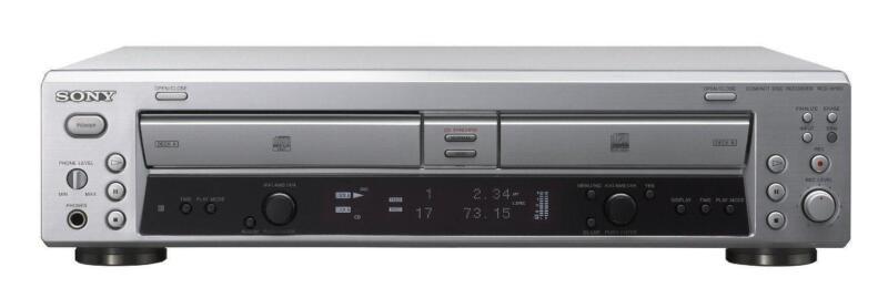 Sony Cd Recorder Ebay