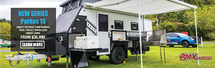 Off Road Caravan - Parkes 13 Demo sale - 1 only Canning Vale Canning Area Preview
