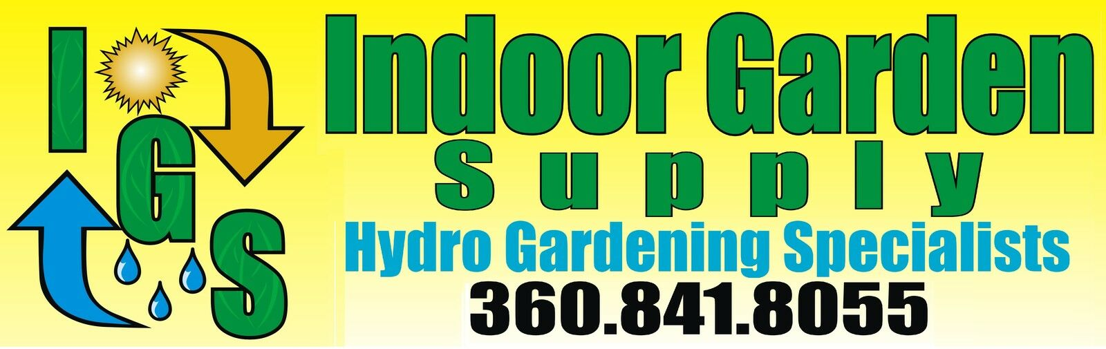 Indoor Garden Supply