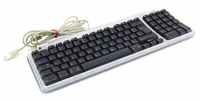 Apple M2452 Vintage USB Keyboard Qwertz Keyboard Mac IMAC Powermac Macintosh