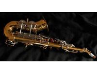 borgani macerata curved soprano saxophone