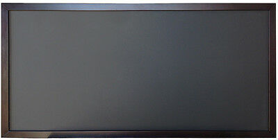 24x48 Chalkboard Menu Board Restaurant Cafe Wood Sign - Single Side