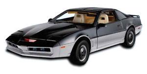 Knight Rider KARR Mattel Hot Wheels BCT86 1/18 Scale Diecast Model Car