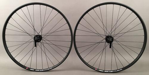"WTB ST I23 27.5"" 650b Gravel CX Bike Wheels Tubeless Quick Release Black 32 Hole"