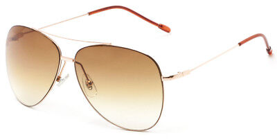 Scoresby #2268 Gold/Brown Frame with Amber Gradient Lenses