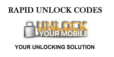 Vodafone UK Network Locked Samsung Alcatel Blackberry Nokia Lumia Unlock Code for sale  Shipping to South Africa