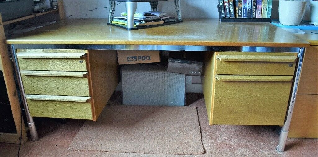 Old Style Office Desk