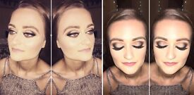 Makeup Artist in West Lothian & Edinburgh - APRIL SPECIAL OFFERS & LAST MINUTE BOOKINGS