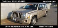 2010 Jeep Patriot Sport - Front Wheel Drive - Manual Transmissio