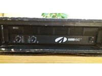 Audiohead AH1800 Power Amplifier