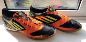 Adidas F10 TRX Indoor / Futsal Football Trainers Mens [UK 12/ US13/ EU47] {RARE}