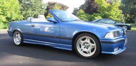 1999 (April) Bmw E36 M3 Convertible. 85,000 miles