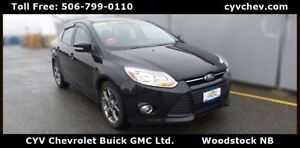 2013 Ford Focus SE with Leather & Appearance Package