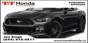 2016 Ford Mustang GT *Fastback, 435 Horsepower, Back Up Cam*
