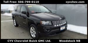 2014 Jeep Compass North 4x4 Automatic - $67/Week
