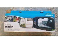 car towing mirrors