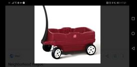 Step2wagon kids pull along toys