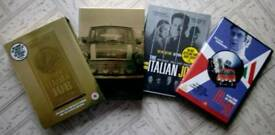 Italian Job Box Set dvd