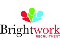 Support Worker, West End of Edinburgh,25h/week