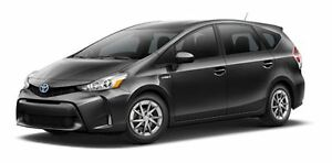 2012 Toyota Prius v ONE OWNER!! COMES WINTER AND ALSEANON TIRES!