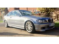 BMW 330CI SPORT, (2004 Facelift model) Rare Manual, Met. grey