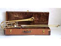 Bach 42B Tenor trombone Bb/F