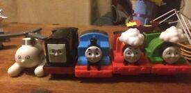 Thomas the Tank first trains bundle