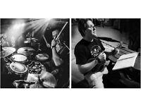 Drum and ukulele teacher available