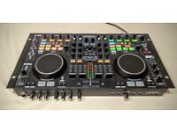 DJ Audio/PA system with Denon MC6000 DJ controller/mixer & 200W amplifier & speakers