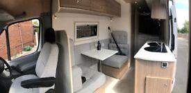 Mercedes Sprinter 313CDI Motorhome, *BRAND NEW CONVERSION* 4 Berth 4 Travelling Seatbelts 1 owner