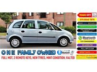 ***53,000*** MILES, 2010 Vauxhall Meriva 1.4[AC], HPI CLEAR !ZAFIRA PICASSO GALAXY FOCUS CORSA ASTRA