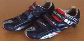 Cycling shoes.. Specialized UK 8