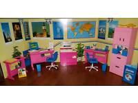 Rare Barbie Travel Agents