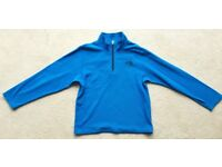 SUPERB NORTH FACE SKI FLEECE TOP LARGE BOYS LB ADULT SMALL NORTHFACE JUMPER SHIRT MICROFLEECE LAYER