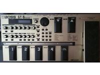 Boss GT6 Effects processor.