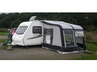 Bradcot Aspire 260 Air inflatable Awning .