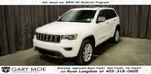 2017 Jeep Grand Cherokee Limited **HEATED LEATHER SEATS**