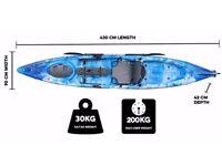 Bluefin Kingfisher Sea Fishing Kayak only £450.00