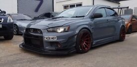 Varis Widebody Evo X (not toyota, nissan, subaru, bmw, audi)