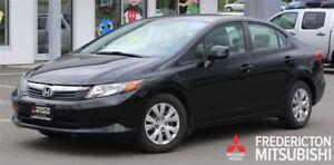 2012 Honda Civic LX! AIR! ONLY $56/WK TAX INC. $0 DOWN!