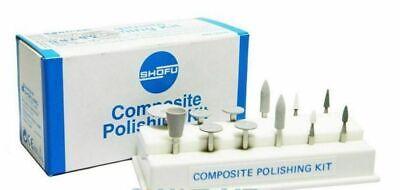 Shofu Composite Polishing Ca Kit Pn 0310 12pcs Kit Dental Worldwide Free Ship