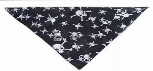 BANDANA HEAD OR NECK SCARF BIKERS SCARF BANDANNA COTTON