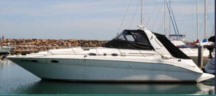 Sea Ray Sundancer 375 1998