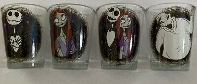 Nightmare Before Christmas Collectible Shot Glasses